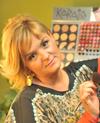 "Tamara Janjić vlasnica frizersko kozmetičkog salona ""Mystique fit"" iz Vranja www.mystique-vr.rs"